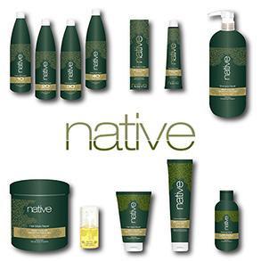 Native продукти за коса с арган