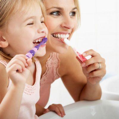 Детски четки за зъби