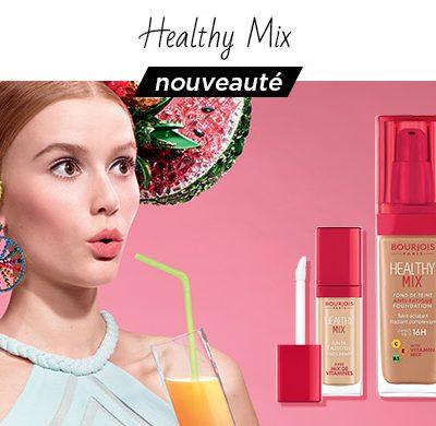 Bourjois Healthy Mix NEW фон дьо тен