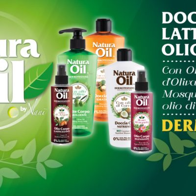 Natura Oil BIO грижа за тяло