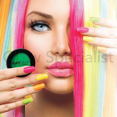 Paint Glow UV Оцветяващи тебешири за коса