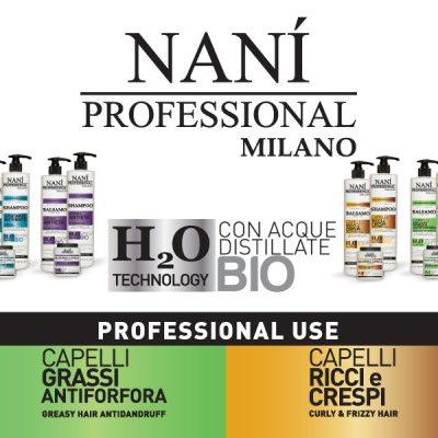 Nani Professional Milano грижа за коса