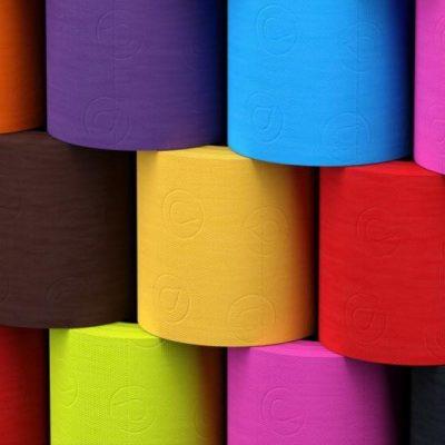 Цветни хартии Renova