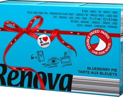 L.Bolso RNV Red Label Blueberry 6x40Blue