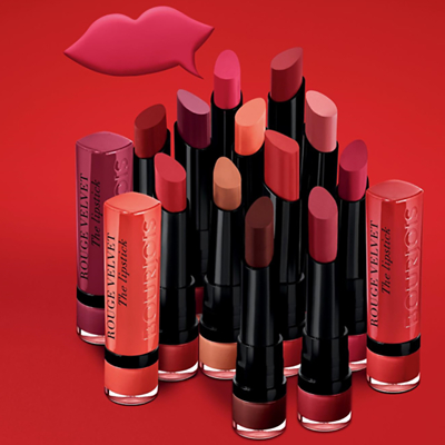 BOURJOIS Червило ROUGE VELVET The Lipstick