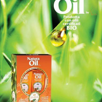 Natura OIL био грижа за коса
