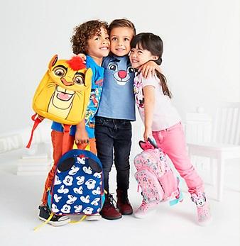 Детски ранички и чанти Disney