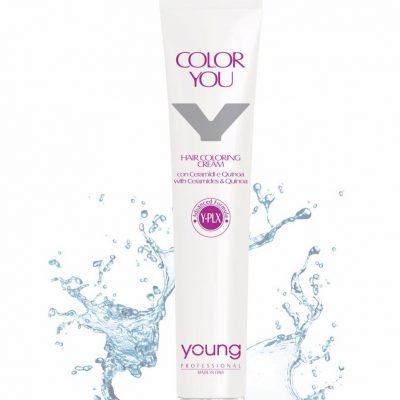 Боя за коса Y-plx Young с плекс молекула 100мл.